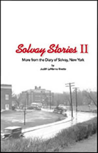 Solvay Stories II Front Cover
